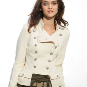 We the Free People M 8 Majorette Military jacket